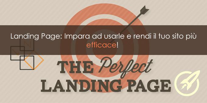Crea una landing page WordPress